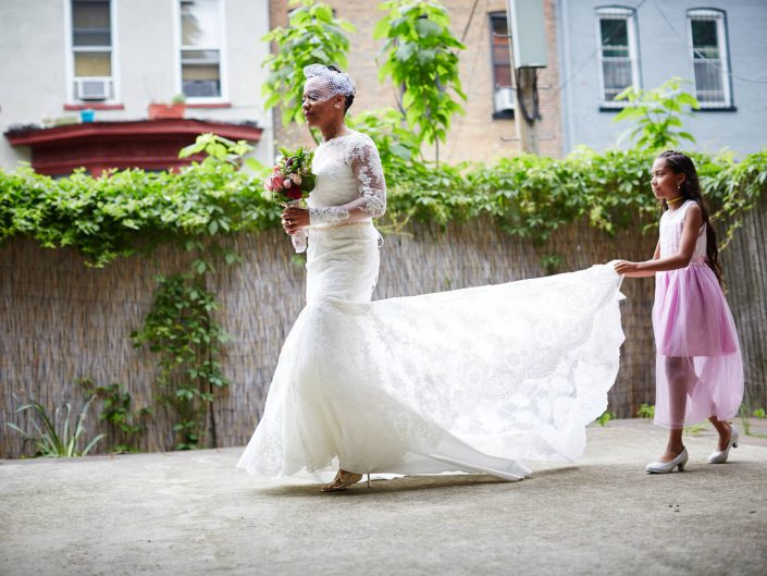Akwaaba Mansion Brooklyn NY Wedding