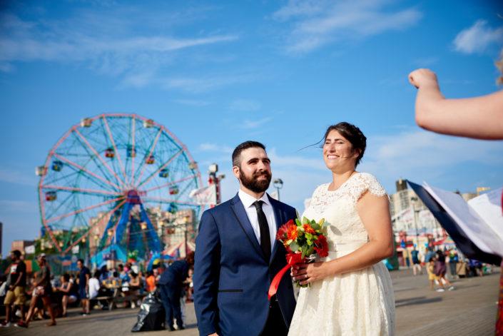 Rachel G Low Gianna Leo Falcon Wedding Photography New York