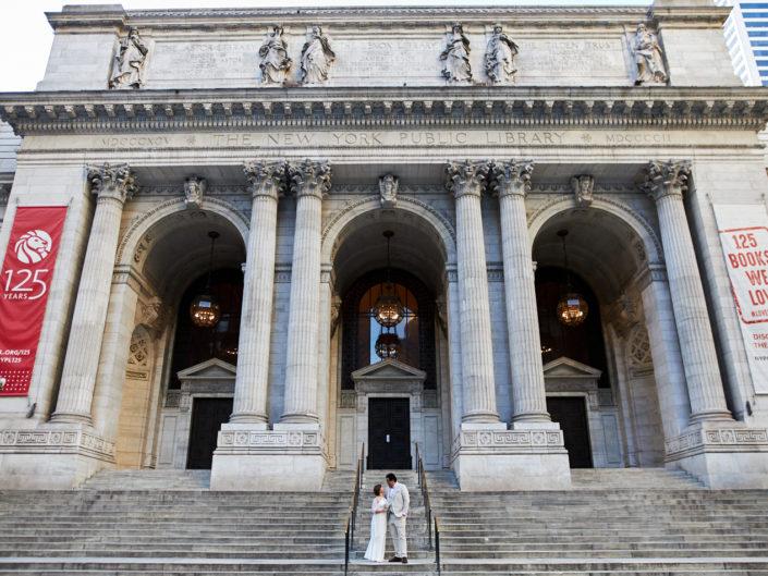 New York Public Library Elopement