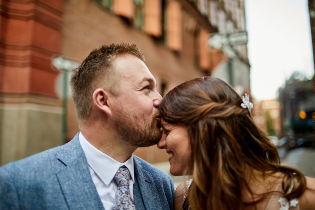 Eloping in NYC, New York City Elopement Photography
