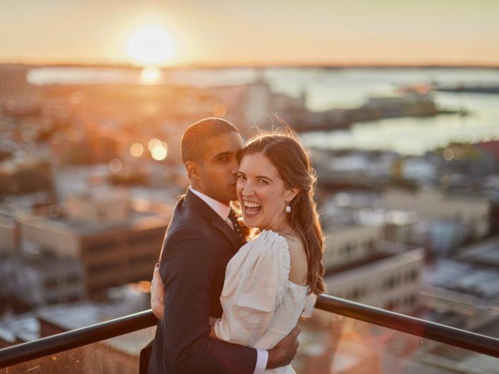 BROOKLYN ROOF TOP MICRO WEDDING