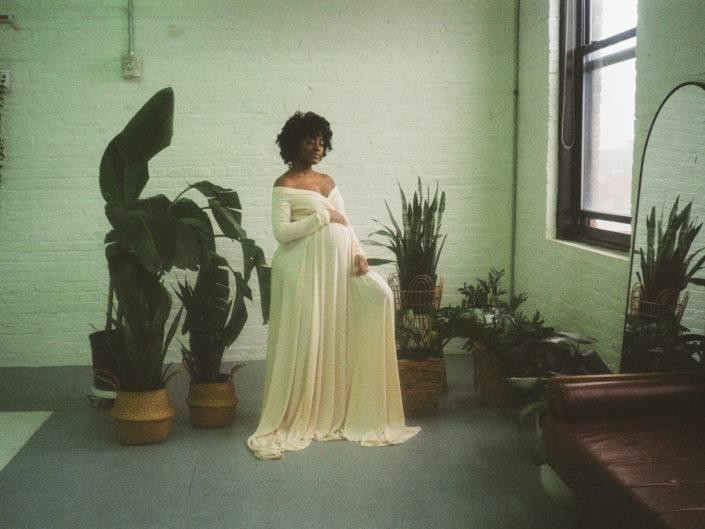 35mm film Maternity shoot