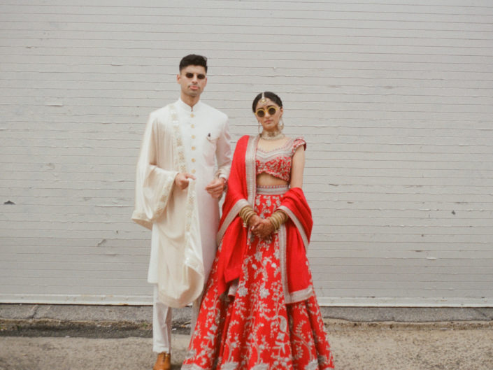 Beautiful 35mm Indian Film Wedding